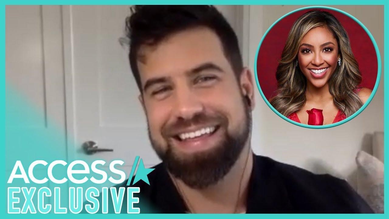 'Bachelorette': Blake Moynes Reveals Who He Thinks Tayshia Adams Picks