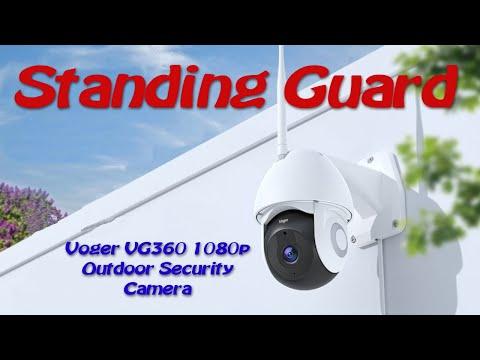 Voger VG360 1080p Outdoor Security Camera