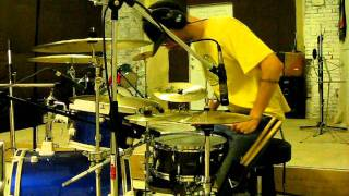 Soulfly Drum Cover -