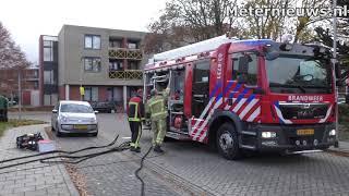 Meterkast vliegt in school in brand.Leerlingen naar huis in Emmercompascuum