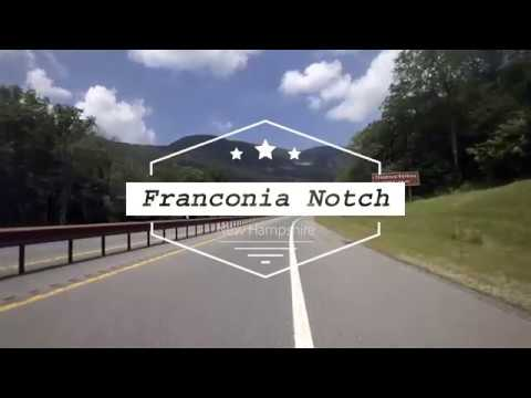 Take A Ride Through Franconia Notch New Hampshire