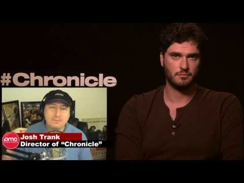 """Chronicle"" Director Josh Trank Talks With AMC"
