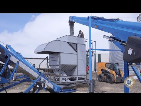 GCS Grain Cleaners - Fan Powered Grain Cleaning Equipment