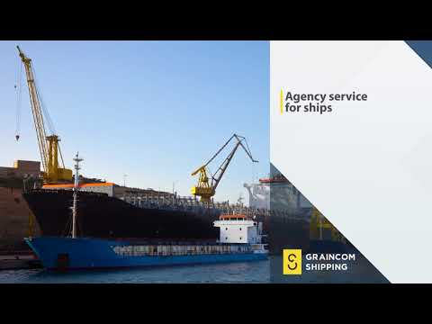 Graincom Shipping is the leading logical company in Ukraine
