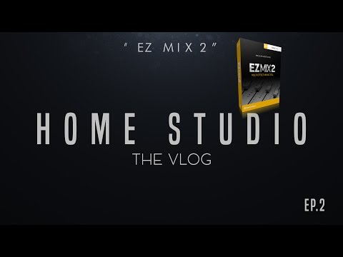 Ez MIX 2 en español TOONTRACK - Home Studio Series. Ep.2 : Demo