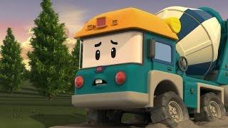 Робокар Поли - Приключение друзей - Сердитый Мики (мультфильм 12 в Full HD)