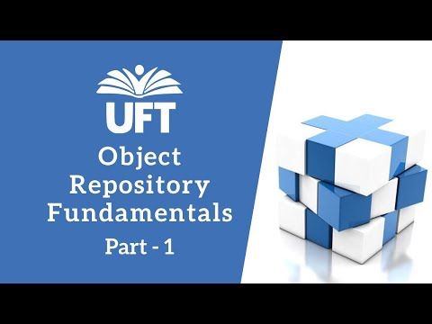 QTP UFT Object Repository Fundamentals Part 1