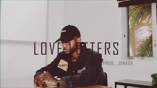 [FREE] bryson tiller | 90's R&B sample type beat  - love letters (prod. jvnxox)