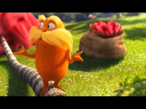 Reklam Cartoon The Lorax kurdish funny