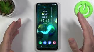 How to Add Widgets in SAMSUNG Galaxy A22 – Find Additional Screen Features screenshot 3