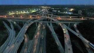 4K UAV/Drone Views of Atlanta