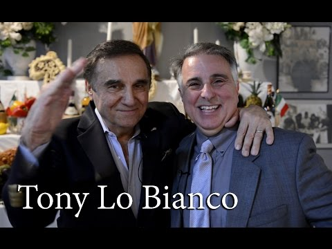 Tony Lo Bianco Interview - AWE NEWS