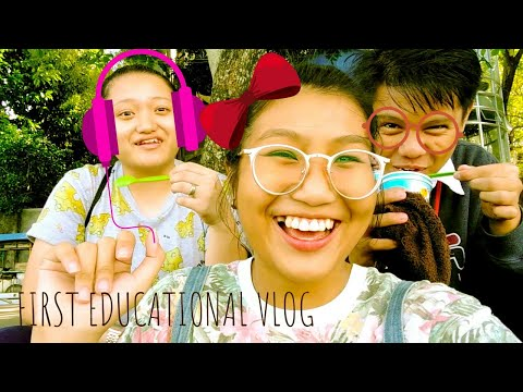 Our First Educational Vlog | Ft. Martha and Missy | CA VLOGS #1