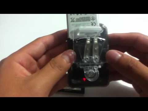 C mo utilizar un cargador universal cargador universal - Cargador de baterias ...
