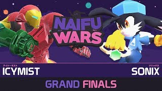 Grand finals of Naifu Wars #13! This event had 174 entrants. Full r...