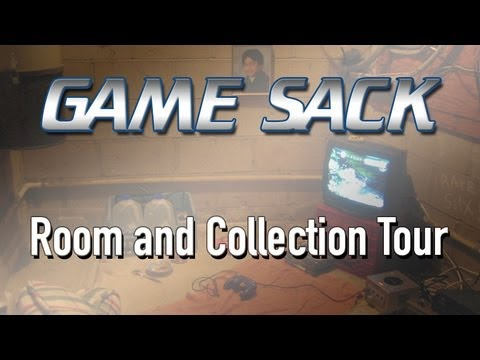 Game Sack  Room and Collection Tour