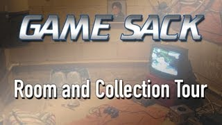 Game Sack - Room and Collection Tour