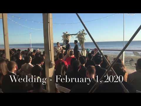 Wedding @ Malibu West Beach Club