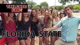 Tailgate Fan: Florida State University