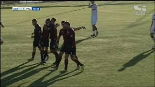 PRIMAVERA 1: Genoa - Palermo 2-1