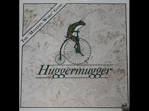 What's Inside - Huggermugger Board Game (Huggermugger Co.)
