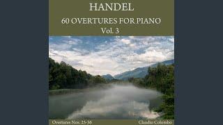 Alcina, HWV 34: I. Overture