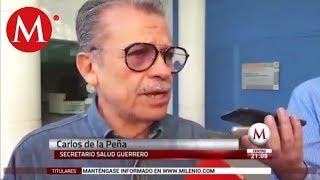 Sin funcionar, área de hospital que atendió a colombianas