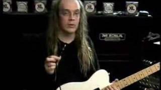 Devin Townsend - Instructional Video (part 1)
