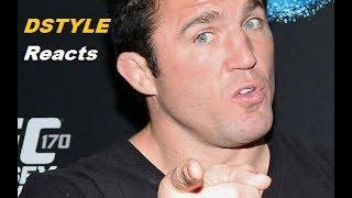 "DStyle destroys Chael Sonnen whole ""Is Boxing a Real Sport"" argument"