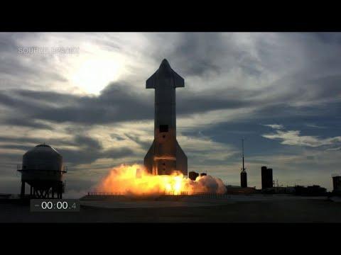 Εξερράγη και ο τρίτος πύραυλος «Starship» του Έλον Μασκ
