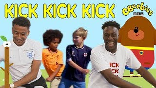 Hey Duggee | How The Kick Song Rocked The World Cup