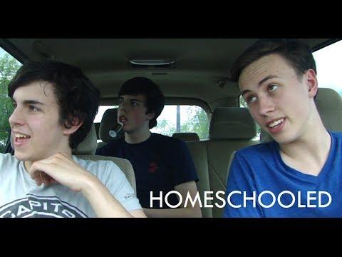 "Homeschooled - E6: ""The Road Trip"" - Comedy Web Series"