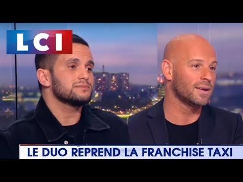 Malik Bentalha et Franck Gastambide présentent Taxi 5 : ils ont convaincu Luc Besson par email