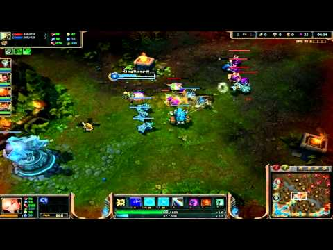 League Of legends (PVP) - LAN PARTY [Malaysia] HD