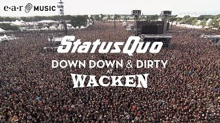 """Download Status Quo """"In The Army Now"""" (Live at Wacken 2017) - from """"Down Down & Dirty At Wacken"""" Mp3 and Videos"""