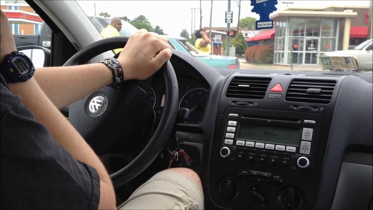2007 Volkswagen Rabbit 2.5 5-spd Extended Test Drive - YouTube