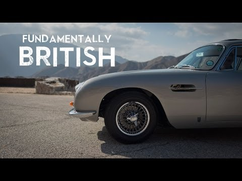 1967 Aston Martin DB6 - THE BOND CAR