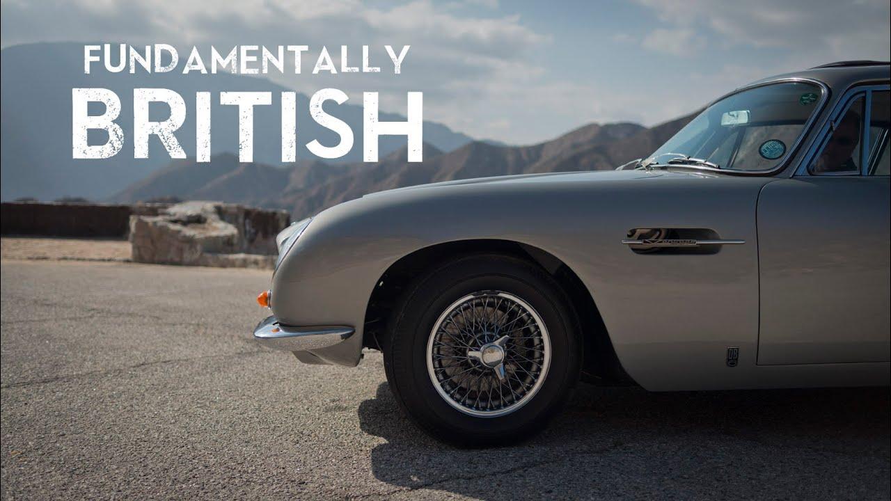 Aston Martin DB THE BOND CAR YouTube - 1967 aston martin