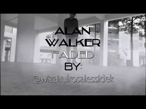 Alan Walker - Faded (Osias Trap Remix) DANCE COVER BY AIRUL