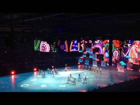 Ледовое шоу Аладдин