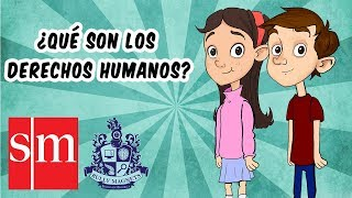 ¿Qué son los Derechos humanos? - Bully Magnets