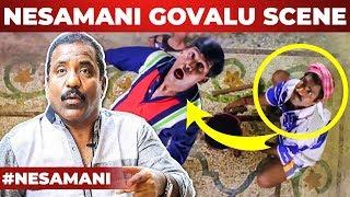 Nesamani & Govalu Scene Recreated! – Friends Comedy Scenes Making