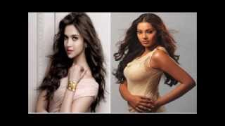 North Indian actress Vs South Indian actress