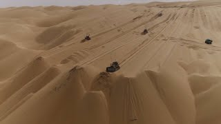 GLOBALink | Third highway across China's largest desert built with environmental protection measures