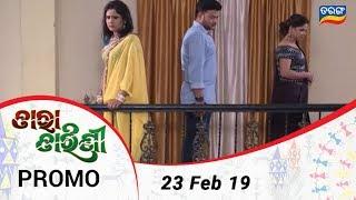 Tara Tarini  23 Feb 19  Promo  Odia Serial – TarangTV