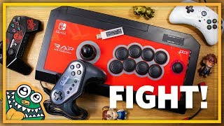 3 Best Nintendo Switch Fighting Game Accessories - List and Review