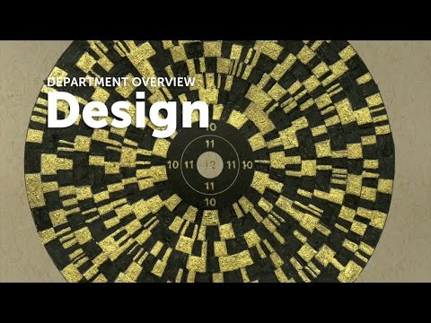 BFA Design at School of Visual Arts - Department Overview