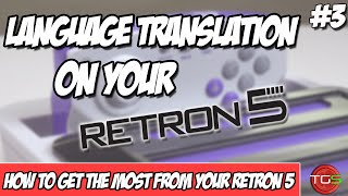 How To Load Translation Patches onto your Hyperkin Retron 5
