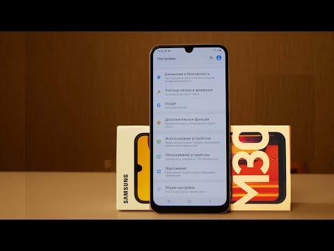 Samsung Galaxy M30s! 6000 MAh батарея. Обзор с хомяком / от Арстайл /