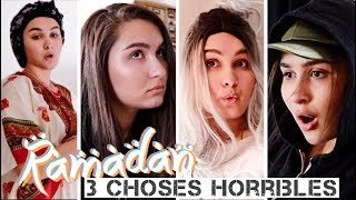 3 TRUCS HORRIBLES AU RAMADAN - TheDollBeauty